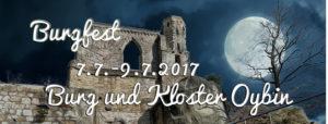 Burgfest 2017